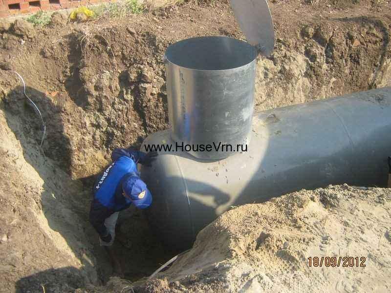 Резервуар для автономного газоснабжения