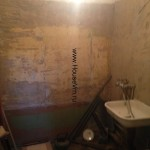 Подготовка ванной комнаты к отделке