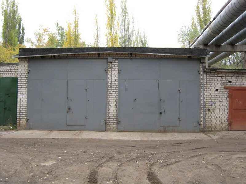 металлические двери решетки гаражные ворота в рузе